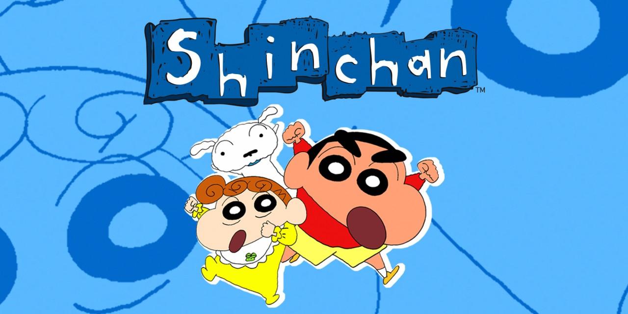 Shin Chan Vol 5 Nintendo 3DS Family Nintendo