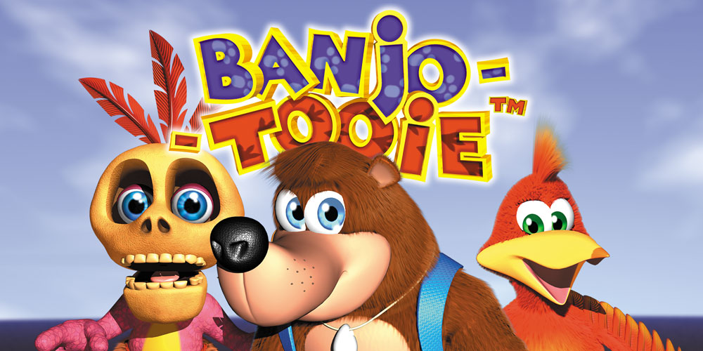 Image result for banjo tooie
