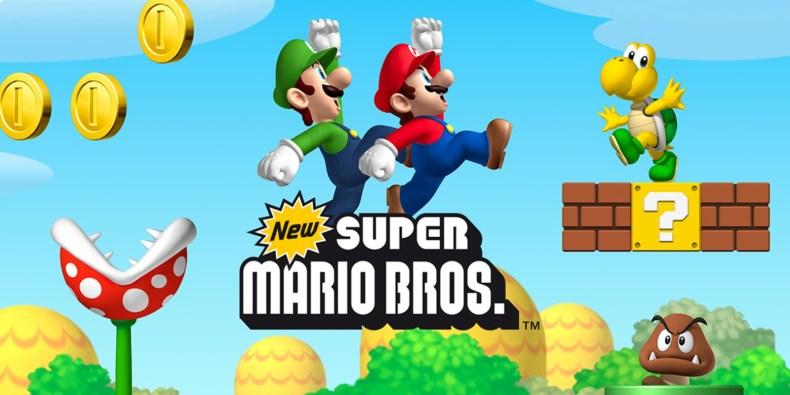 New Super Mario Bros. | Nintendo DS | Games | Nintendo