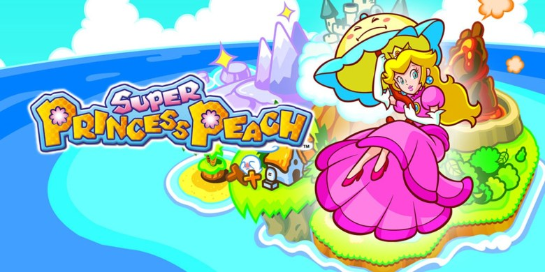 Image result for Super Princess Peach
