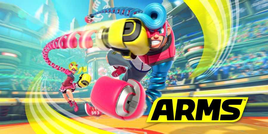 Image result for Nintendo ARMS