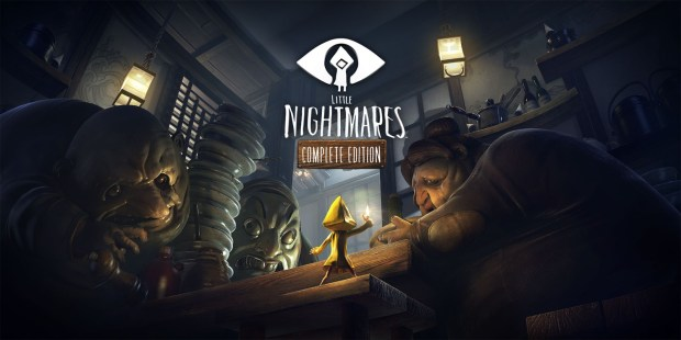 Image result for little nightmares nintendo switch