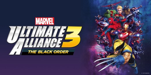Image result for Marvel Ultimate Alliance 3