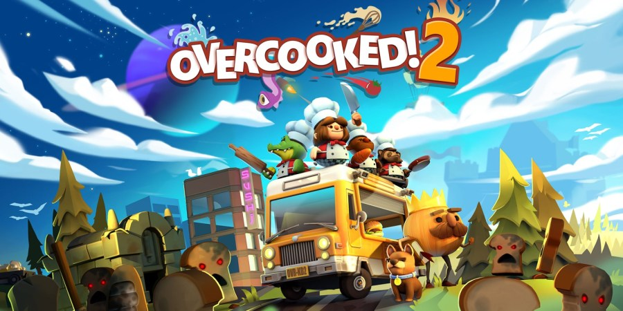 Image result for Overcooked! 2