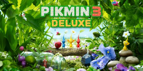Pikmin 3 Deluxe | Nintendo Switch | Games | Nintendo