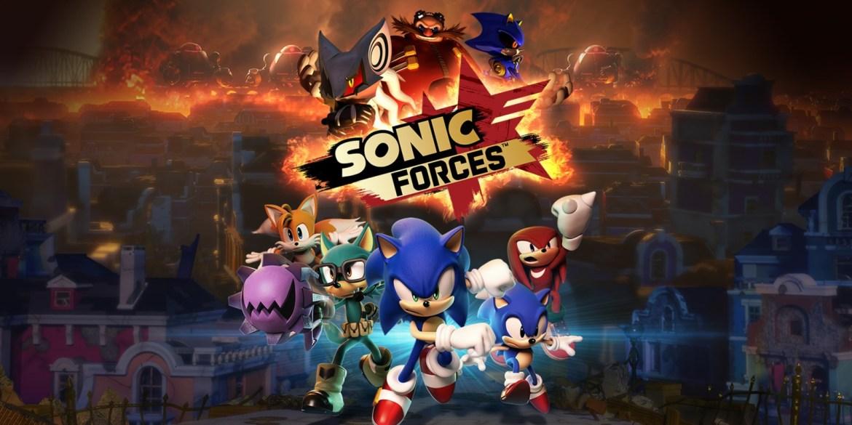 Resultado de imagen para Sonic Forces