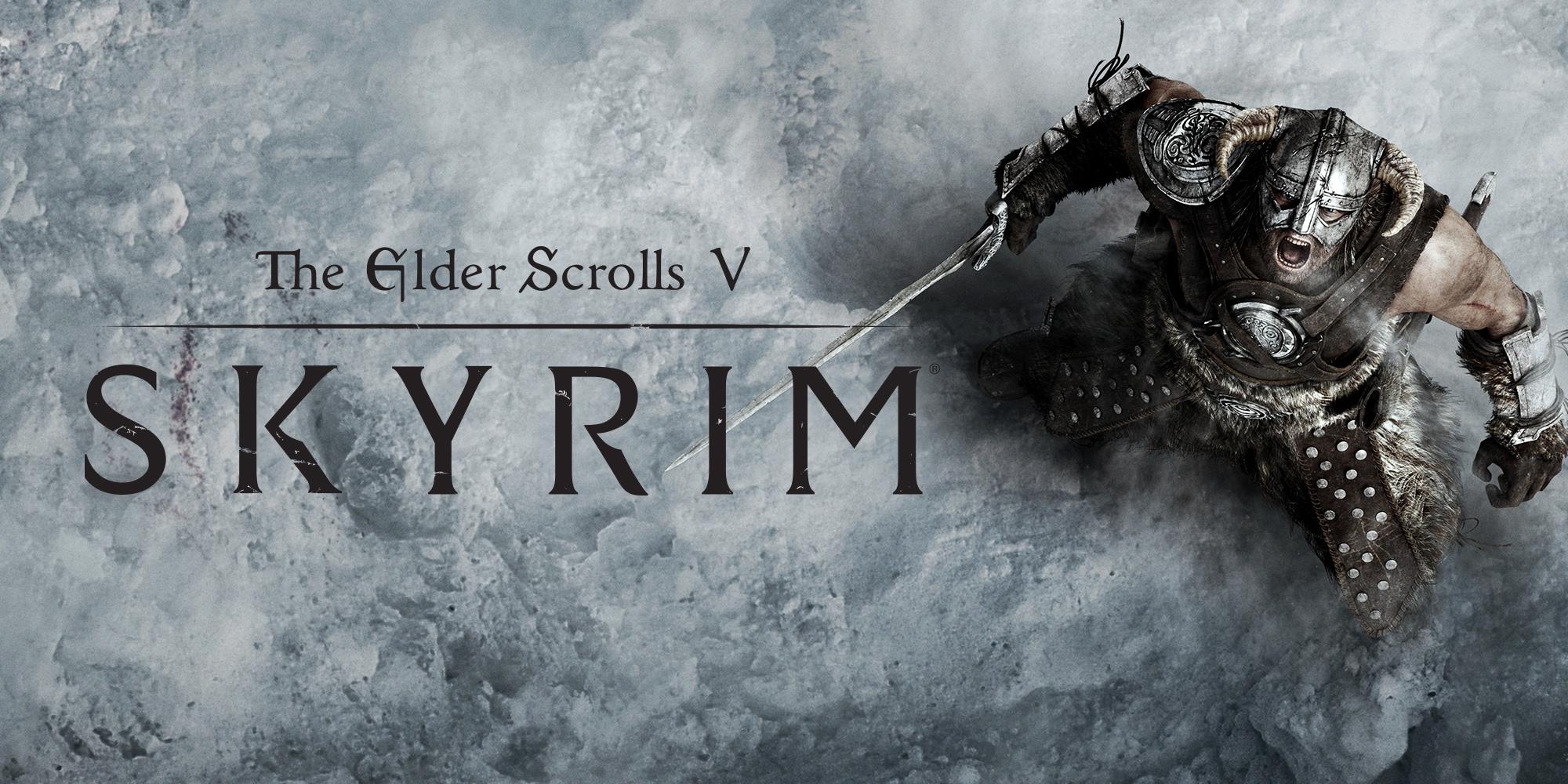 The Elder Scrolls V Skyrim Nintendo Switch Games