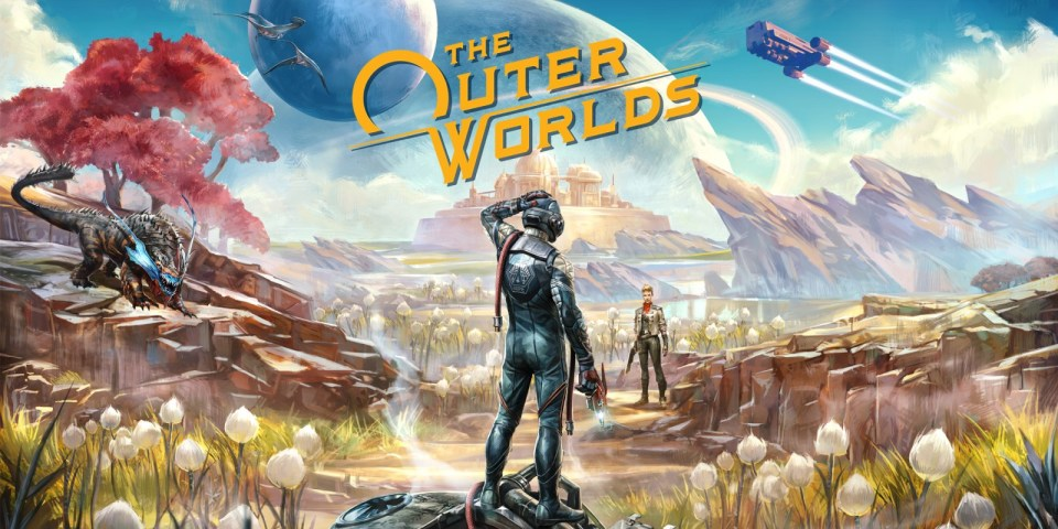 The Outer Worlds   Nintendo Switch   Games   Nintendo