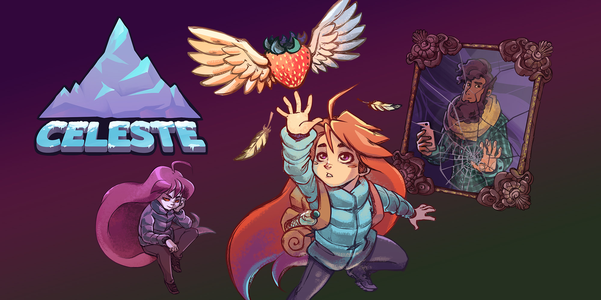 Celeste Nintendo Switch Download Software Games Nintendo