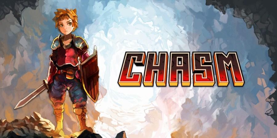 Image result for chasm nintendo.com