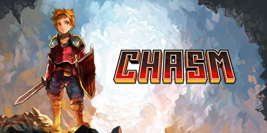 Image result for chasm nintendo.com