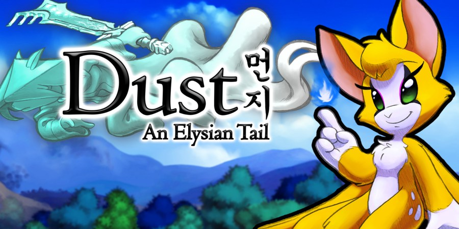 Image result for dust an elysian tail nintendo.com