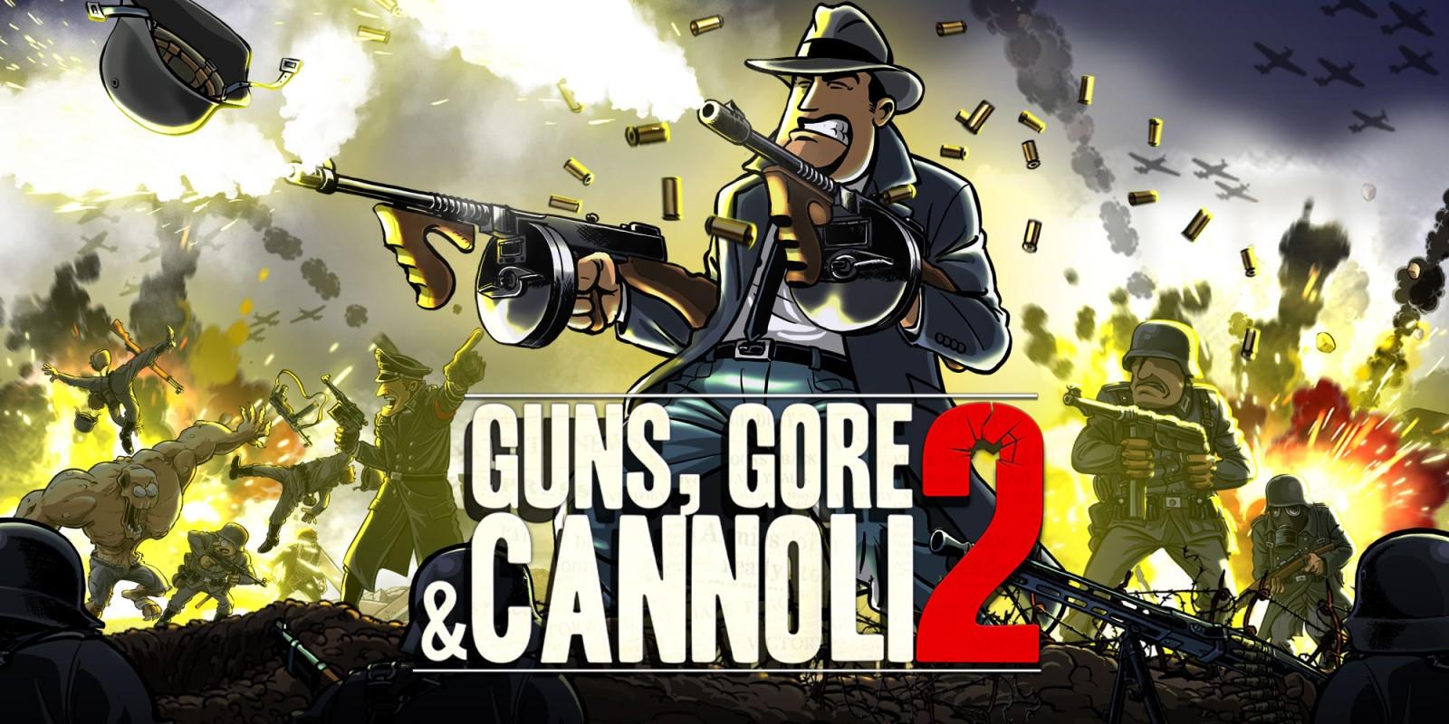 Guns Gore And Cannoli 2 Nintendo Switch Download Software Games Nintendo