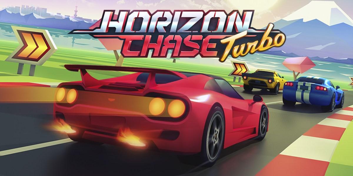 Horizon Chase Turbo | Aplicações de download da Nintendo Switch ...