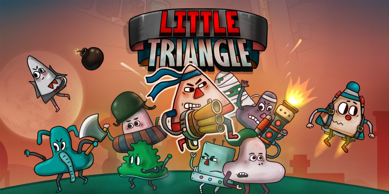Little Triangle Nintendo Switch Download Software