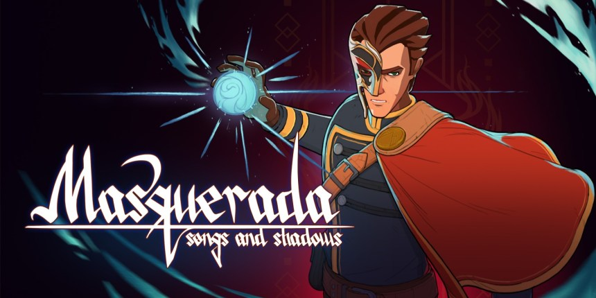Image result for masquerada songs and shadows switch