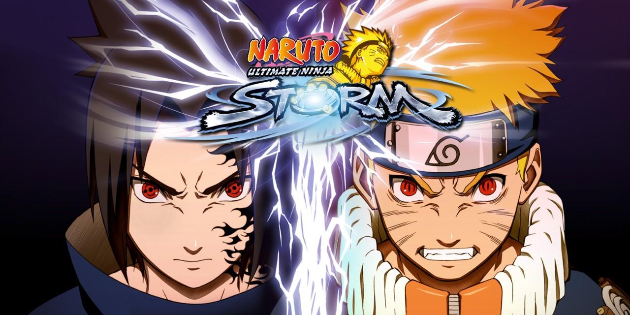 NARUTO Ultimate Ninja STORM Nintendo Switch Download Software Games Nintendo