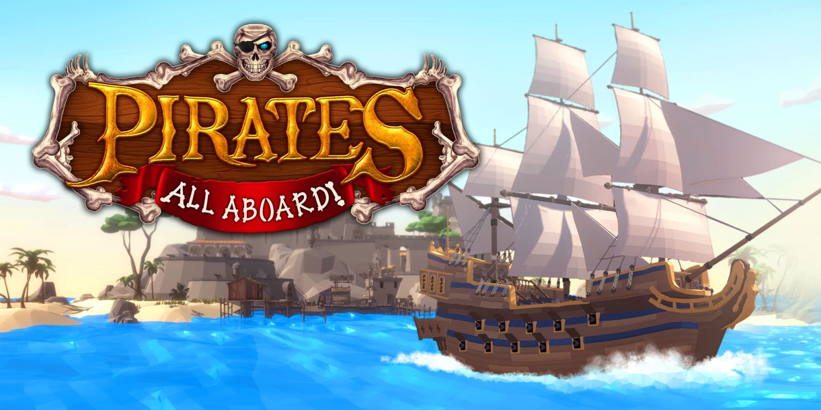 Pirates All Aboard Nintendo Switch Download Software