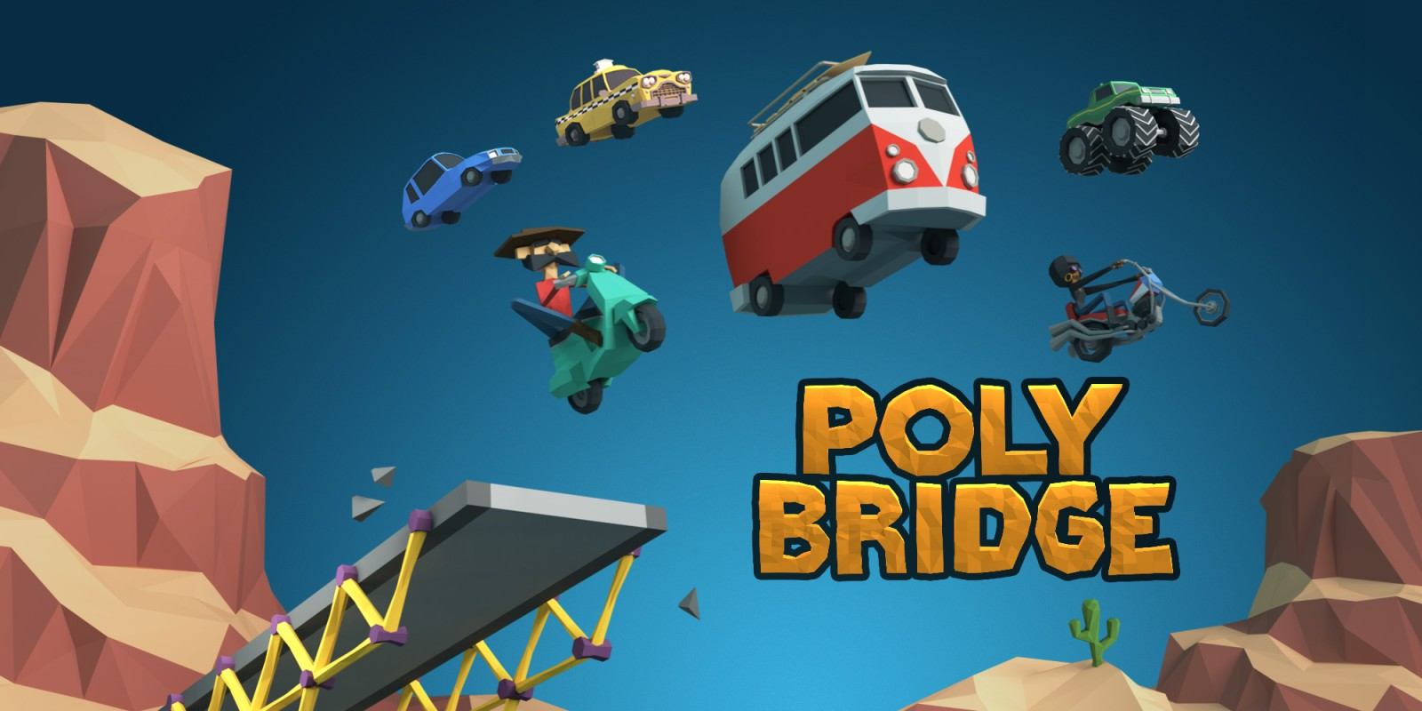 Poly Bridge Nintendo Switch Download Software Games
