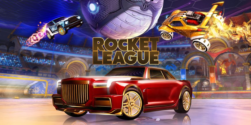 Rocket League®   Nintendo Switch download software   Games ...
