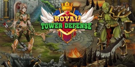 Royal Tower Defense - 28 de enero - Xbox One X mejorado