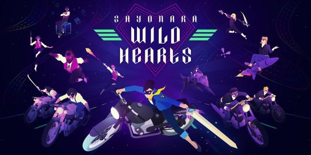 Sayonara Wild Hearts   Programas descargables Nintendo Switch ...