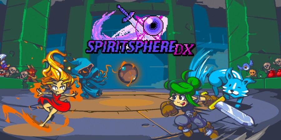 Image result for Spirit Sphere DX nintendo.com