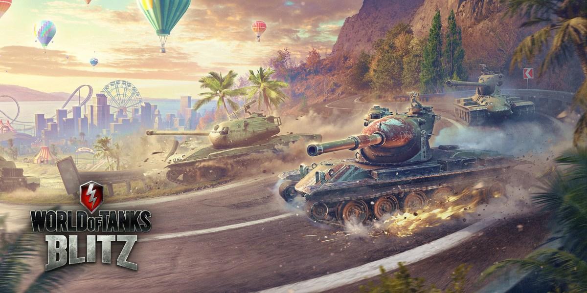 World of Tanks Blitz   Programas descargables Nintendo Switch   Juegos    Nintendo