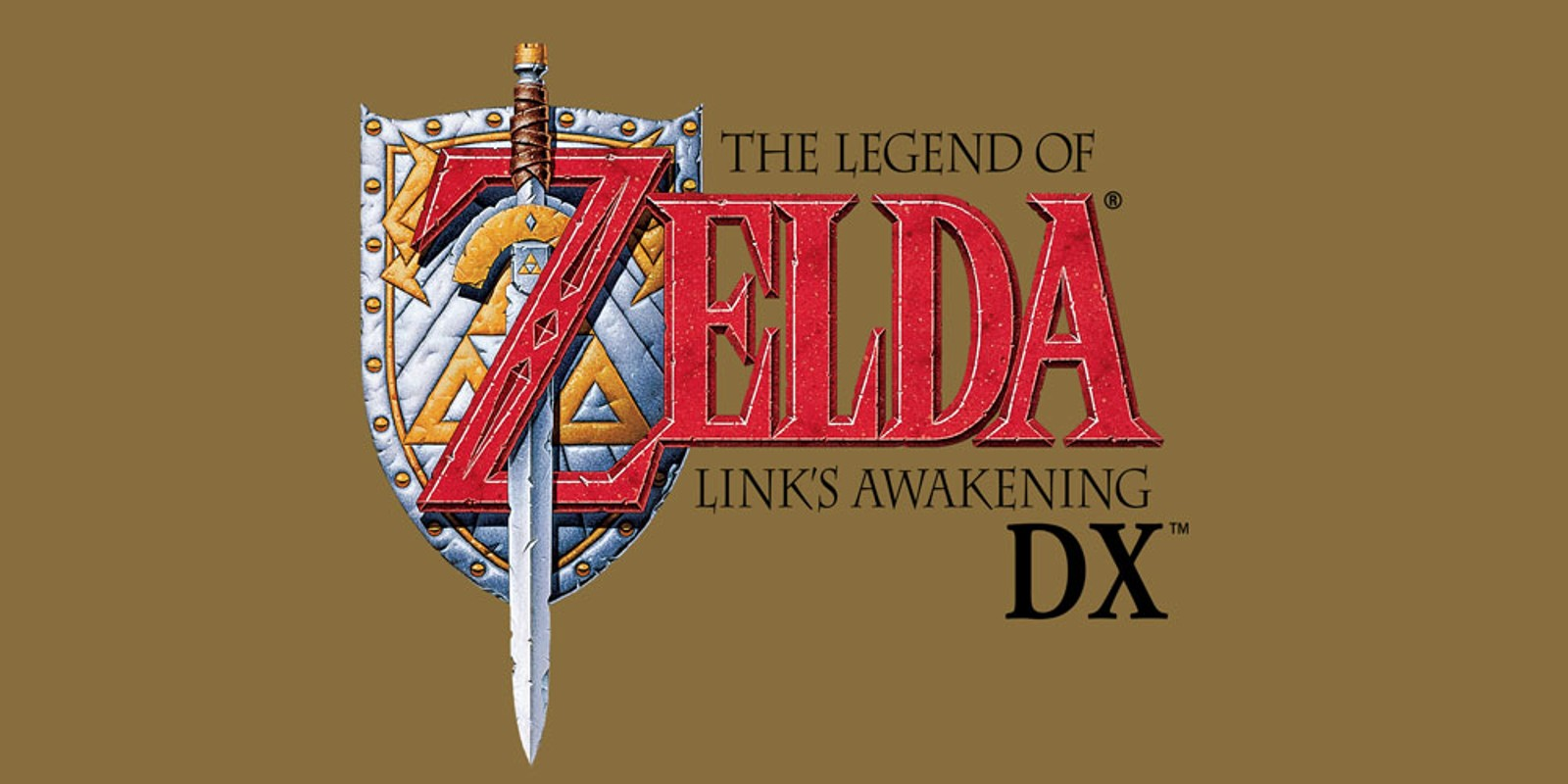 The Legend Of Zelda Links Awakening DX Game Boy
