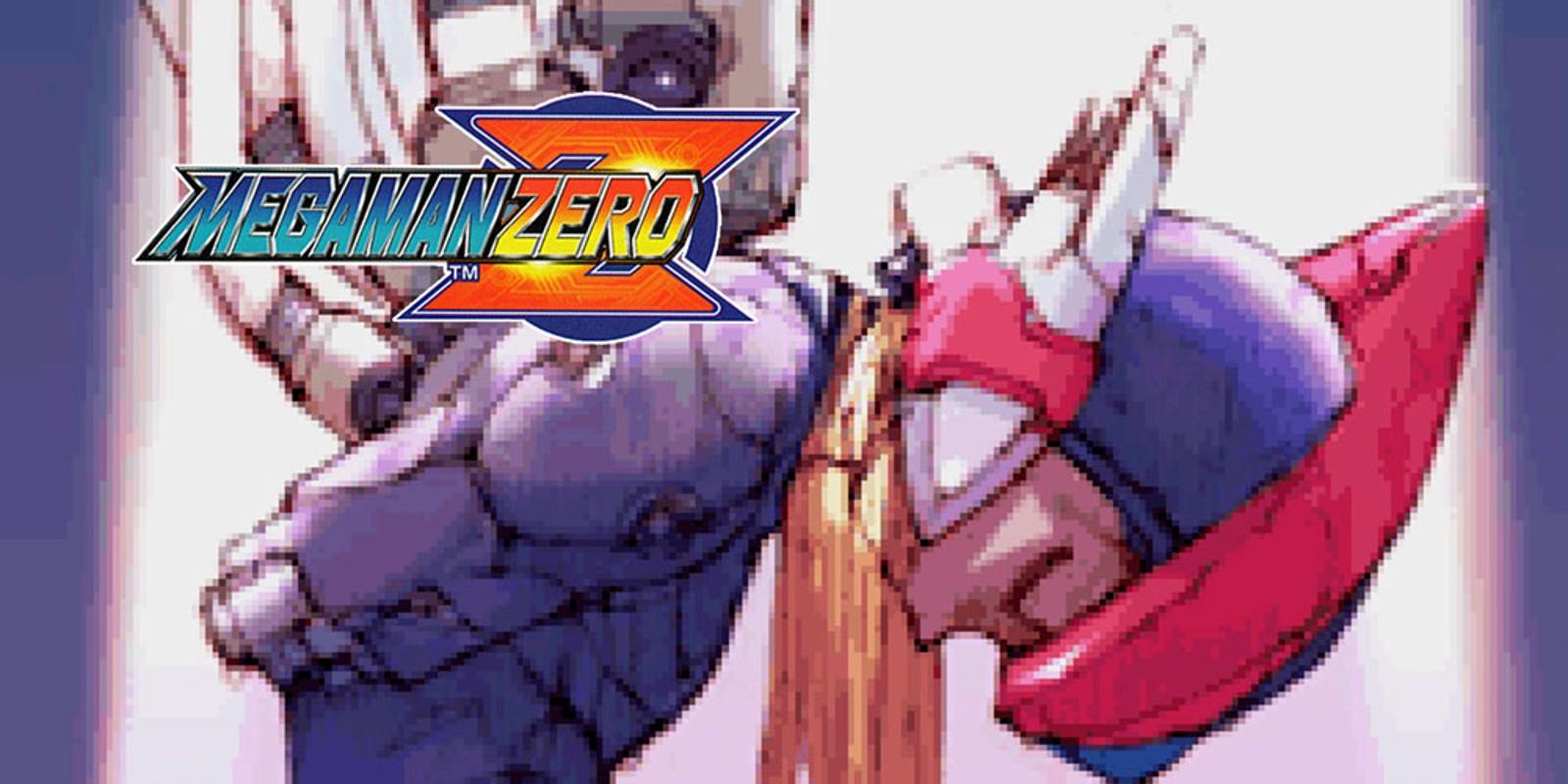 Mega Man Zero Game Boy Advance Games Nintendo