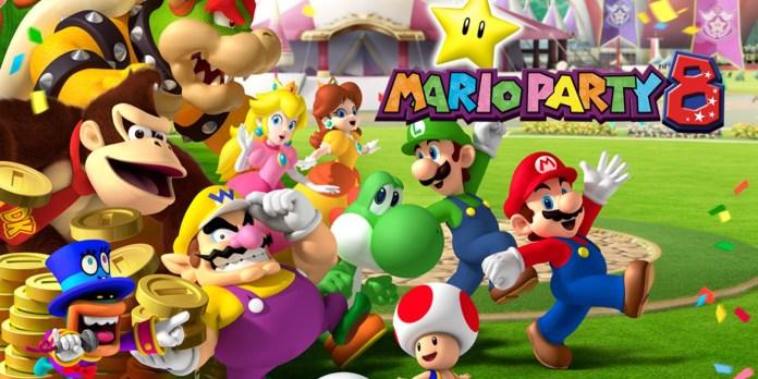Mario Party 8 | Wii | Games | Nintendo
