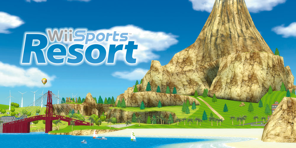 Wii Sports Resort Wii Games Nintendo