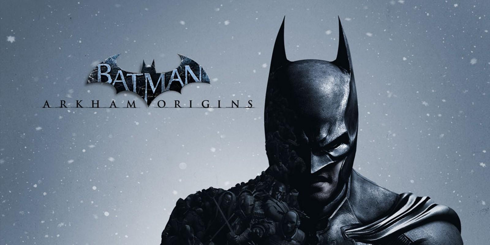 Batman Arkham Origins Wii U Games Nintendo