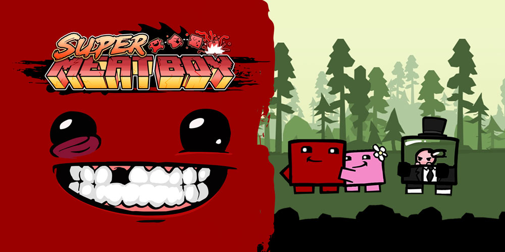 Super Meat Boy Wii U Download Software Games Nintendo