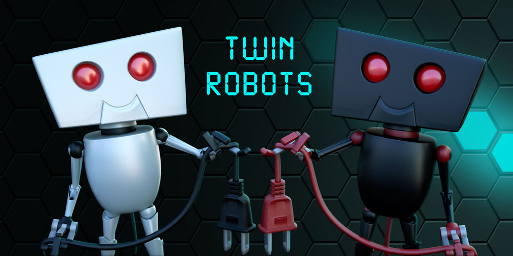 Twin Robots Wii U Download Software Games Nintendo