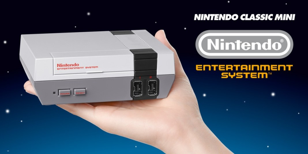 Image result for mini nes