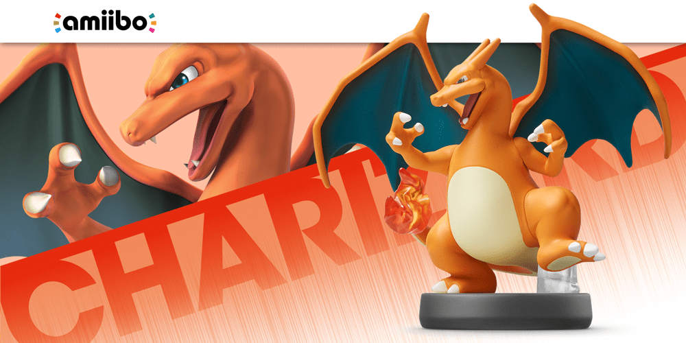 Charizard Super Smash Bros Collection Nintendo
