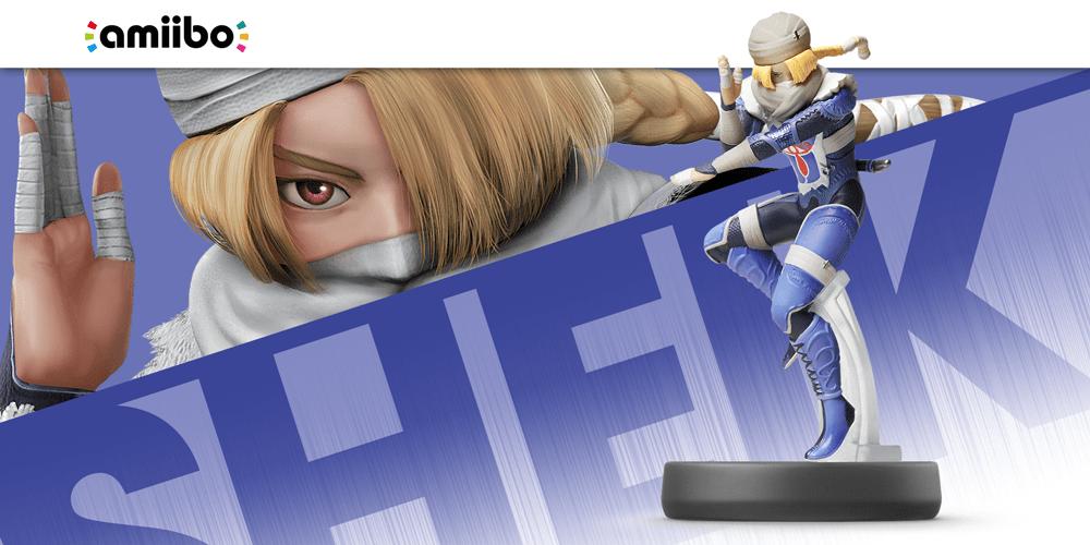Sheik Super Smash Bros Collection Nintendo