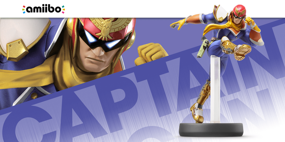 Captain Falcon Super Smash Bros Collection Nintendo