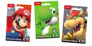 Nintendo eShop Cards | Nintendo 3DS | Nintendo