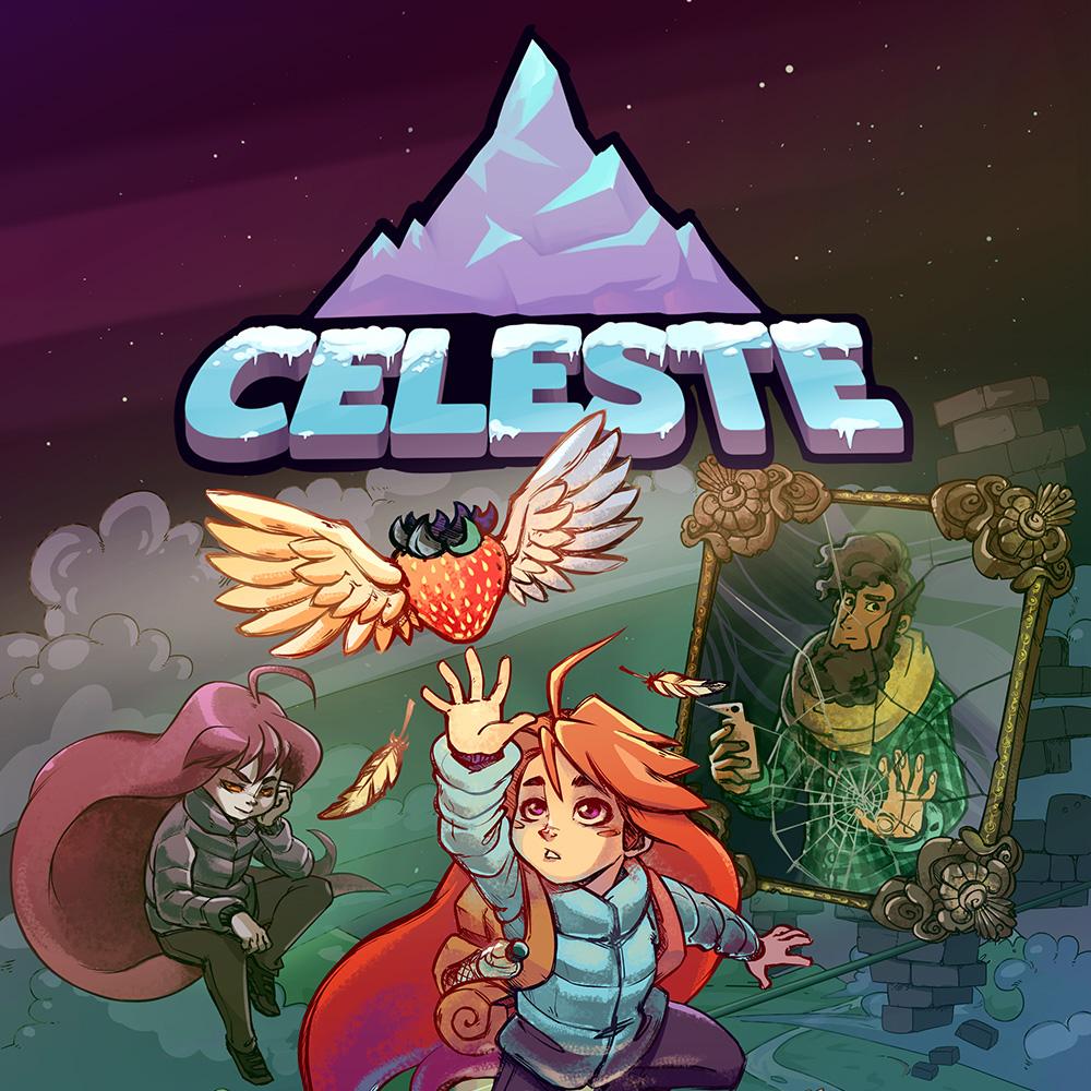 Celeste Nintendo Switch Download Software Games Nintendo