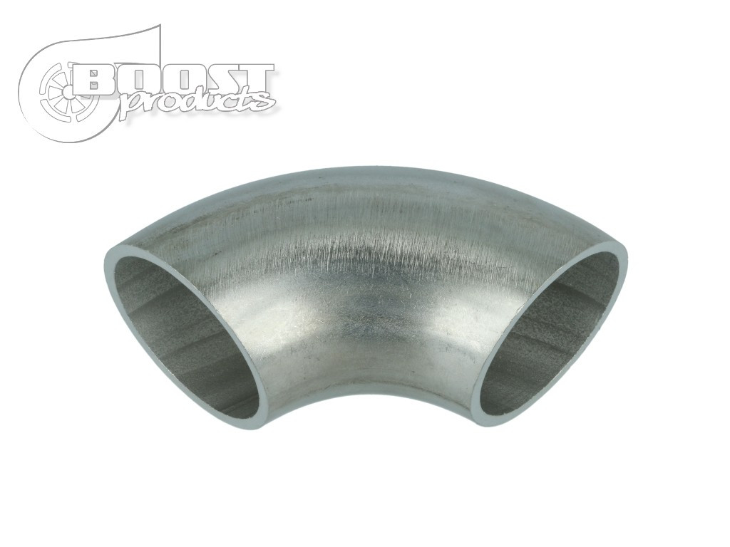 stainless steel elbow for exhaust 90 40mm for wastegate pipes boost products