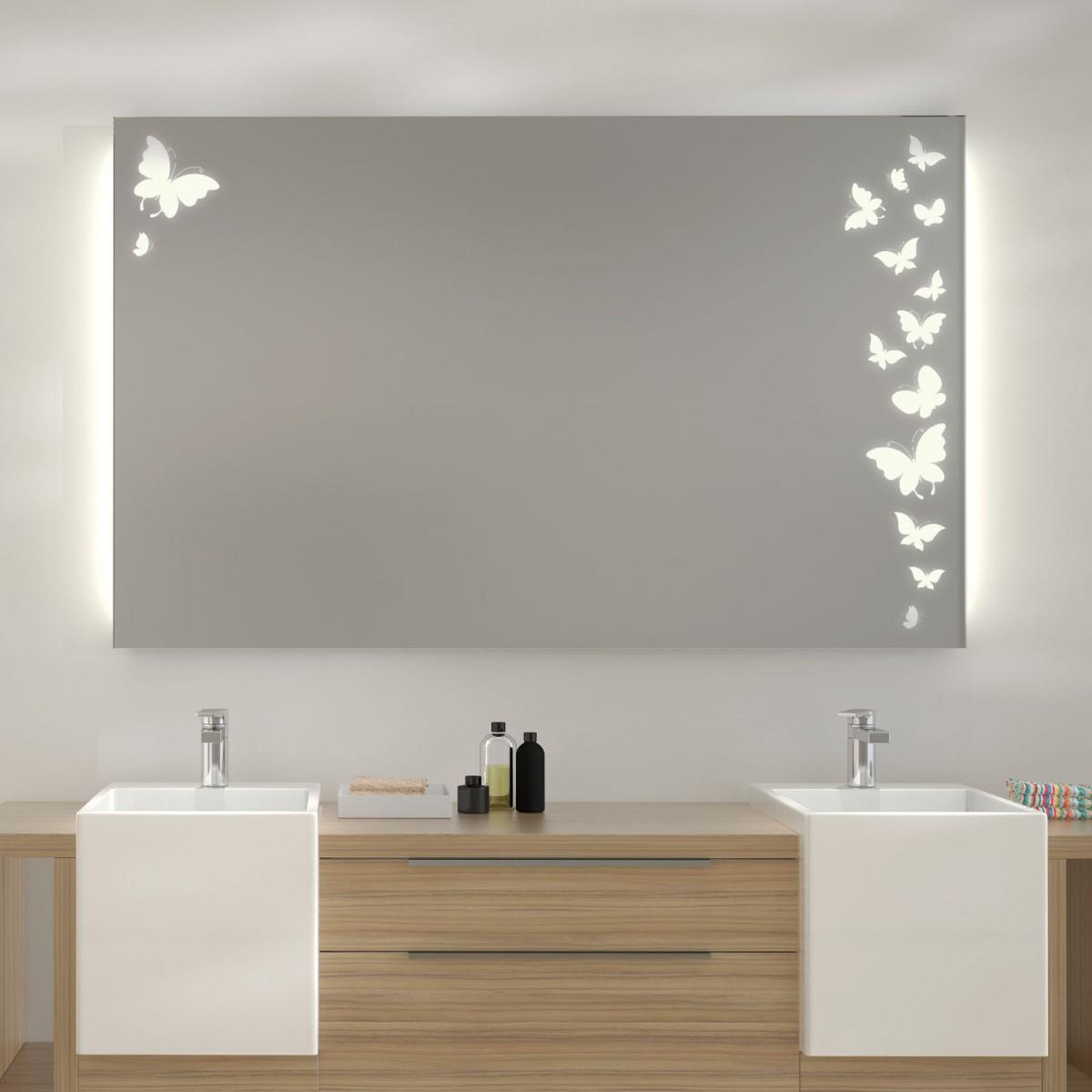Spiegel Mit Led Beleuchtung Ulm Badspiegel Kaufen Badspiegel Shop Badspiegel Nach Mass
