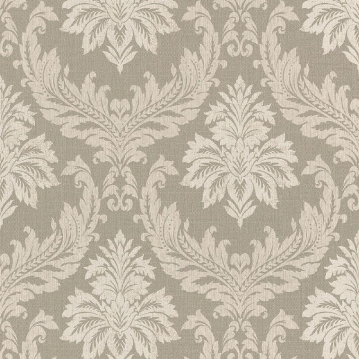 casa padrino papier peint en textile de style baroque beige creme 10 05 x 0 53 m papier peint en tissu avec structure en molleton