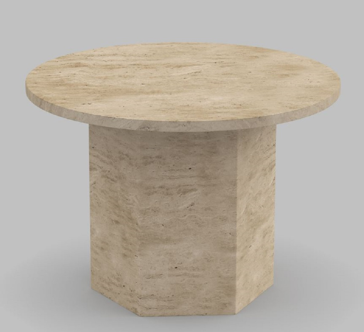 casa padrino luxury coffee table beige o 60 x h 40 cm modern round natural stone living room table luxury living room furniture