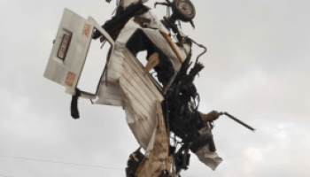 TRAFFIC: HORROR CRASH CLAIMS 14 LIVES IN ZIM