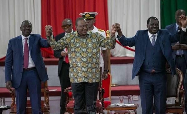 Kenya: Ruto-Raila War of Words Gets Nasty