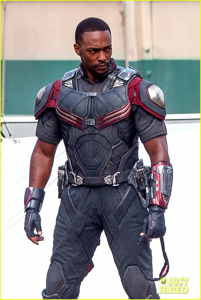 Captain America: Civil War Set Photos & Videos 63