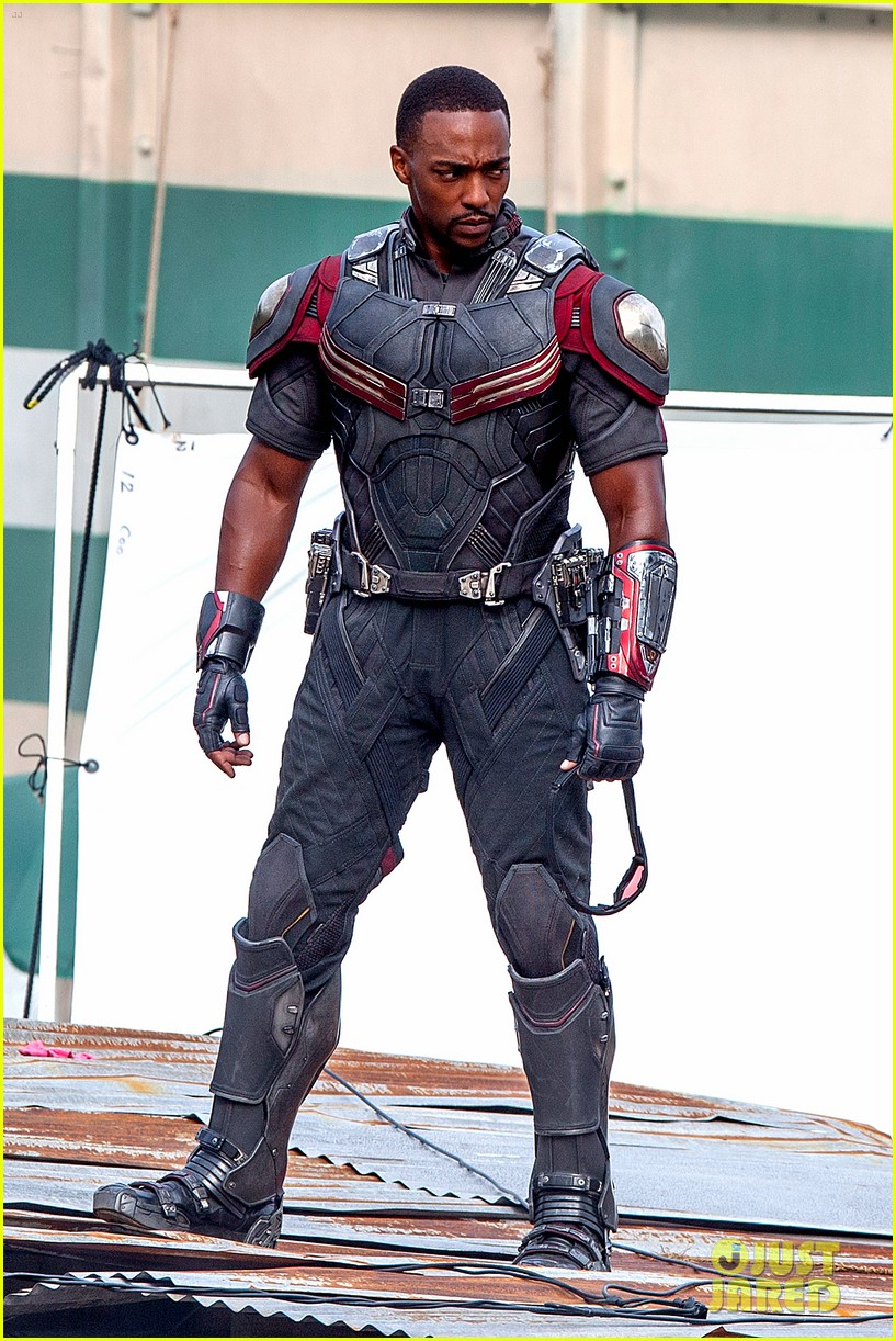 Captain America: Civil War Set Photos & Videos 67