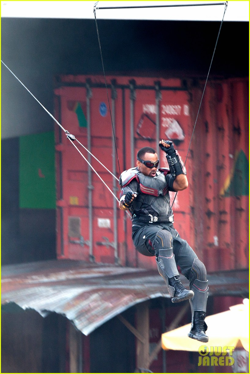 Captain America: Civil War Set Photos & Videos 71